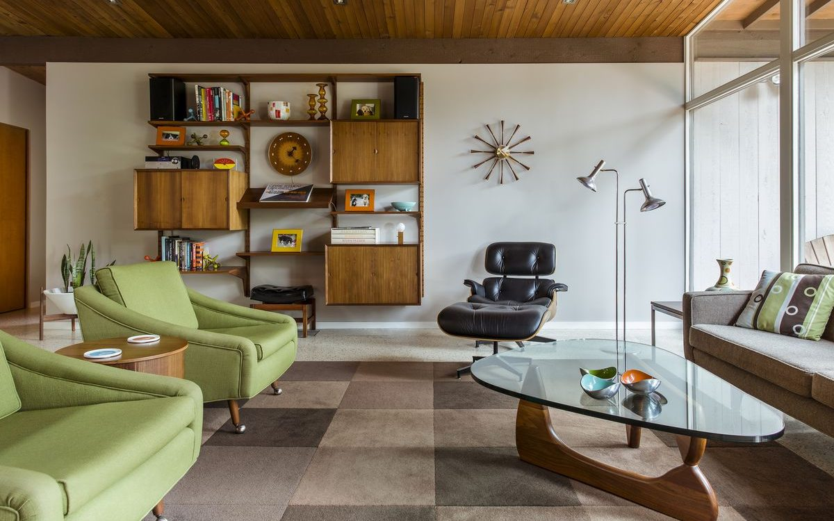 What is Mid-Century Modern?