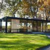 Modernist Architure Phillip Johnson Glass House